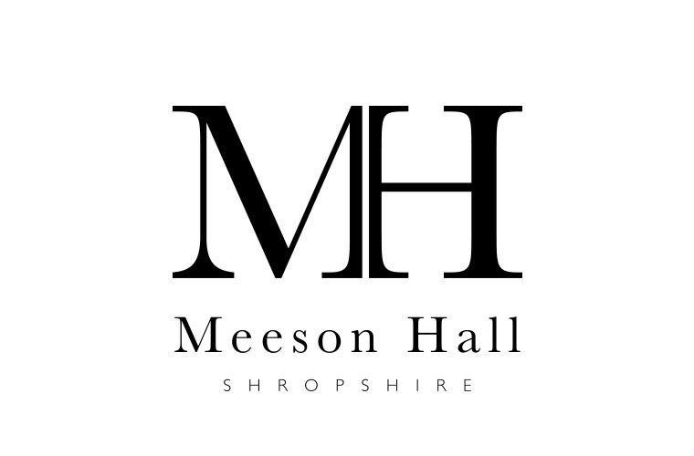 Meeson Hall logo on white
