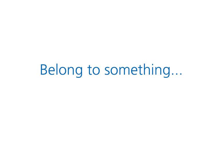 NHS Belong to Something