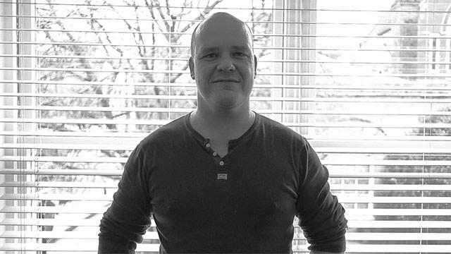 Darren, Senior Developer