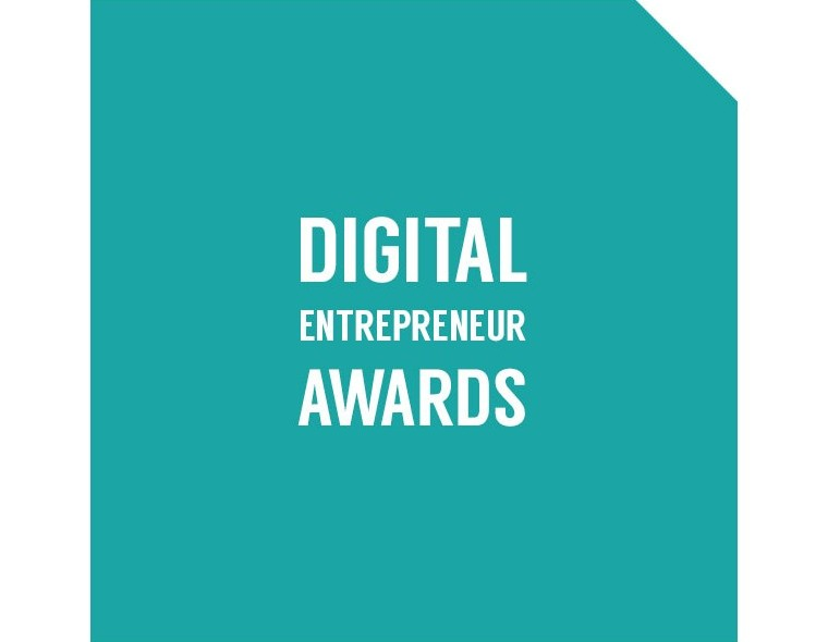 Digital Entrepreneur Awards logo