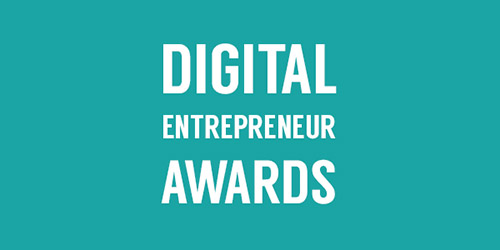 Digital Entrepreneur Awards logo