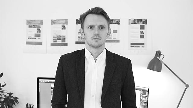 James, Creative Director