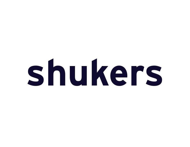 Shukers logo